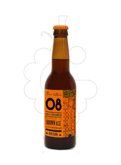 Foto Cervesa 08 Eixample Brown Ale