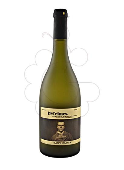 Foto 19 Crimes Sauvignon Block vi blanc