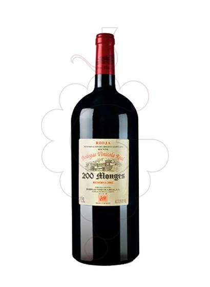 Foto 200 Monges Reserva Magnum vi negre