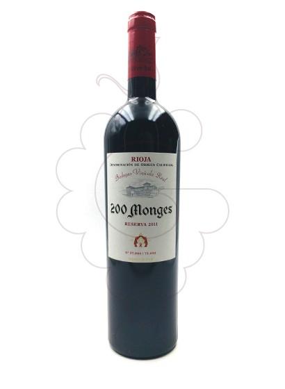 Foto 200 Monges Reserva vi negre