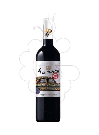 Foto 4 Llaunes vi negre
