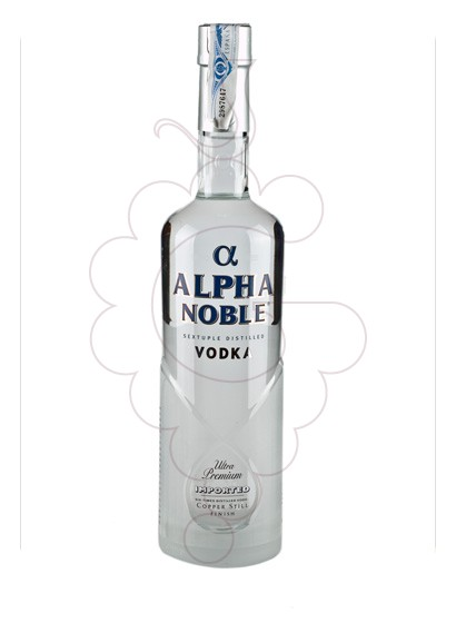 Foto Vodka 42 Below Honey