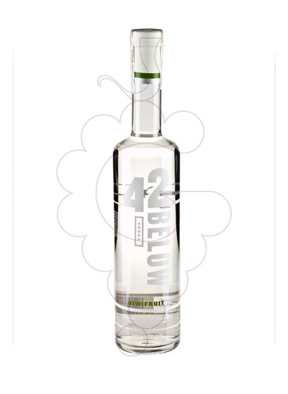 Foto Vodka 42 Below Kiwifruit