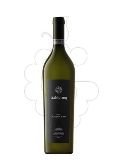 Foto Aaldering Pinotage Blanc vi blanc