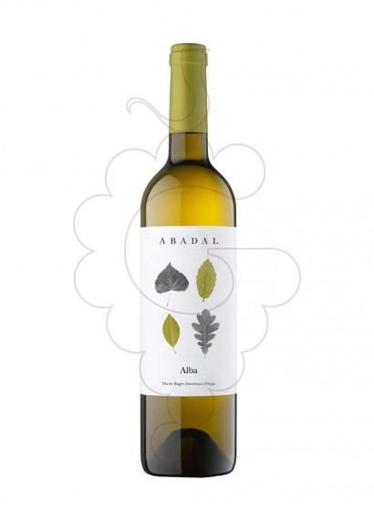 Foto Abadal Blanc vi blanc