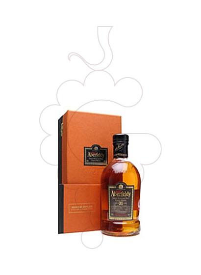 Foto Whisky Aberfeldy 21 Anys