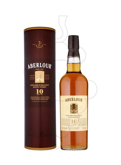 Foto Whisky Aberlour 10 Anys