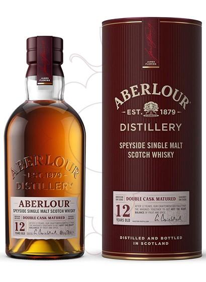 Foto Whisky Aberlour 12 Anys