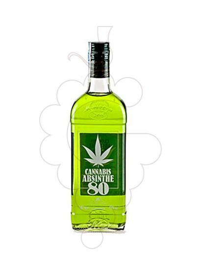 Foto Aperitiu Absenta 80 Cannabis