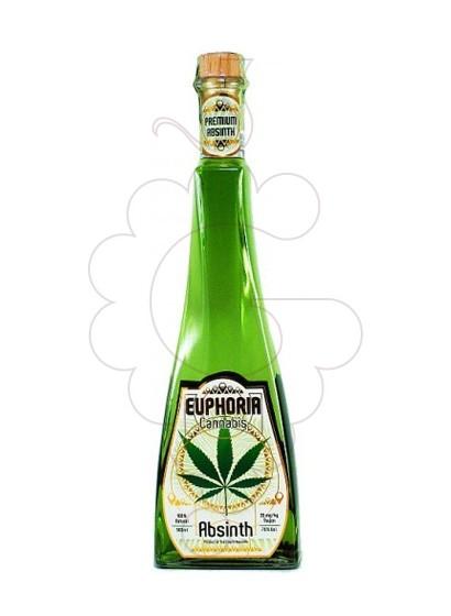 Foto Aperitiu Euphoria Absinthe Cannabis