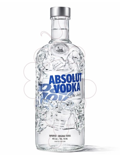 Foto Vodka Absolut Recycle Edition