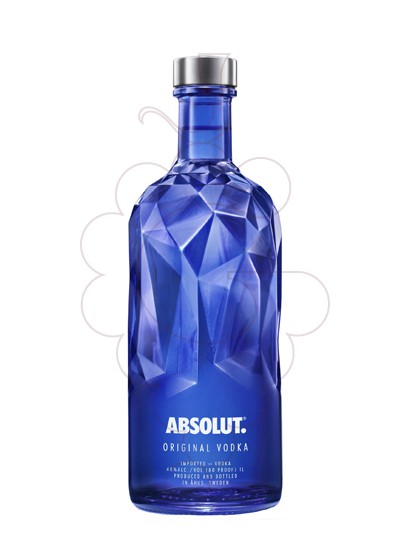 Foto Vodka Absolut Facet Ed.