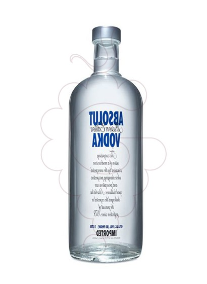 Foto Vodka Absolut Illusion Ed.