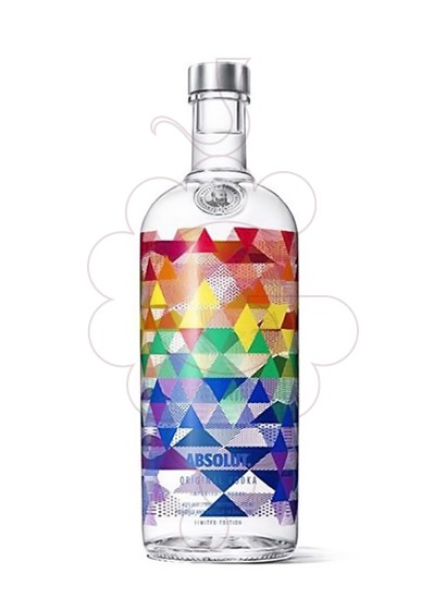 Foto Vodka Absolut Mix Ed.
