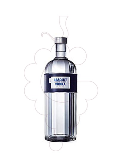Foto Vodka Absolut Mode Edition