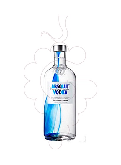 Foto Vodka Absolut Originality Ed.