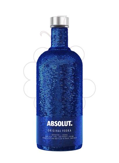 Foto Vodka Absolut Sequin Ed.