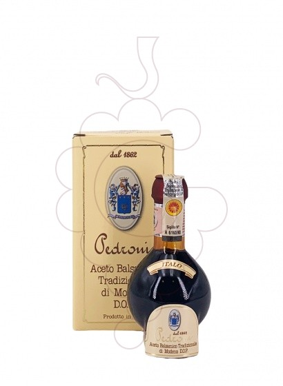 Foto Vinagre Aceto Balsamico Traditionale Pedroni