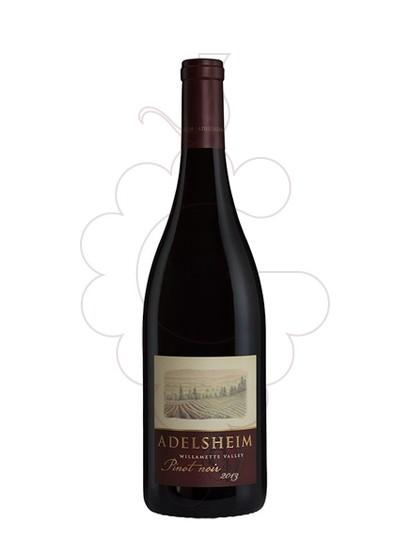 Foto Adelsheim Willamette Valley Pinot Noir vi negre