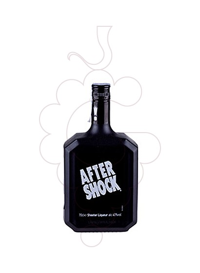 Foto Licor After Shock Black