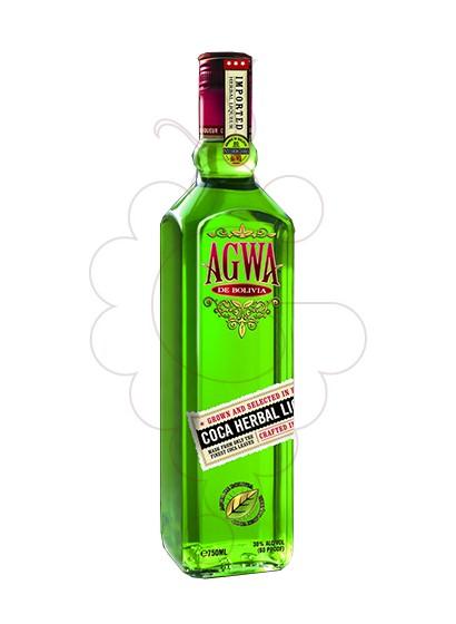 Foto Licor Agwa Licor de Hoja de Coca