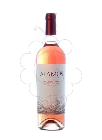 Foto Alamos Malbec Rose vi rosat