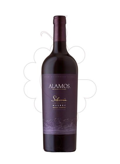Foto Alamos Selección Malbec vi negre