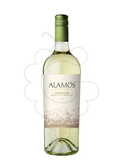 Foto Alamos Torrontés vi blanc