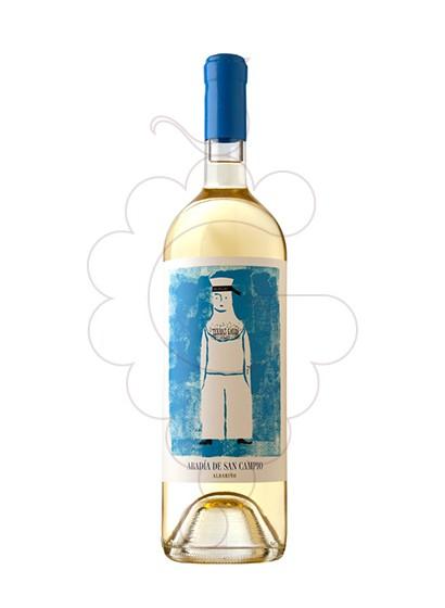 Foto Albariño Abadia de San Campio vi blanc