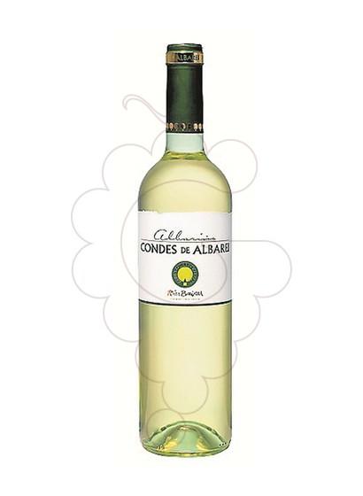 Foto Albariño Condes de Albarei vi blanc