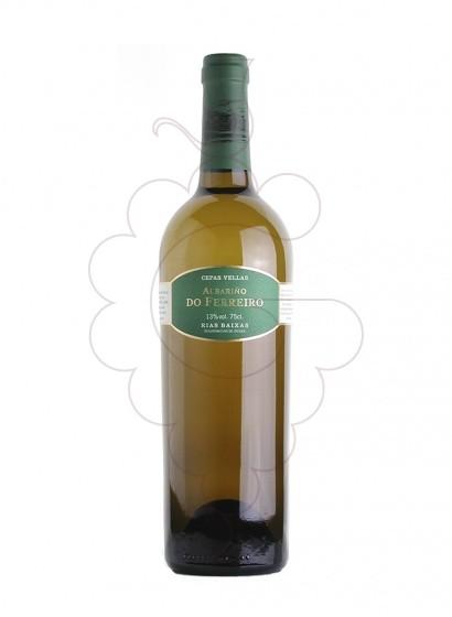 Foto Albariño do Ferreiro Cepas Vellas vi blanc