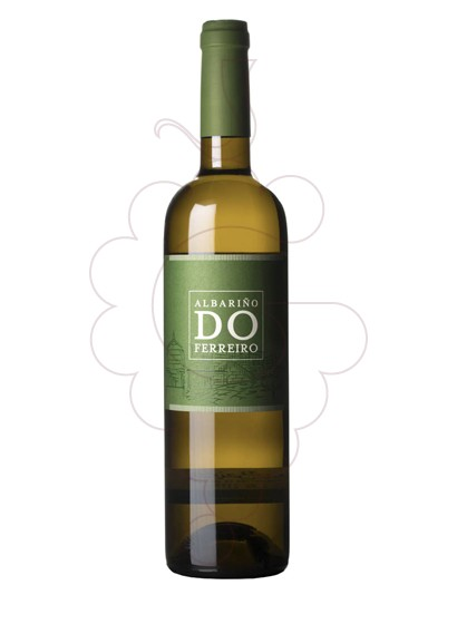 Foto Albariño do Ferreiro vi blanc