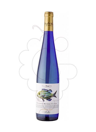 Foto Albariño Faustino Rivero vi blanc