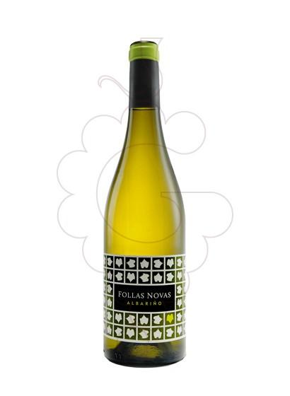 Foto Albariño Follas Novas Magnum vi blanc