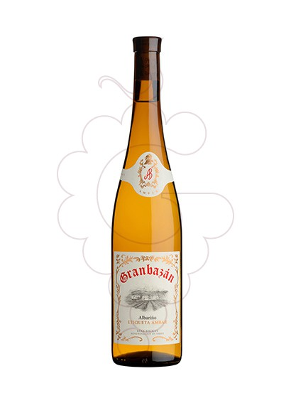 Foto Albariño Granbazan  vi blanc