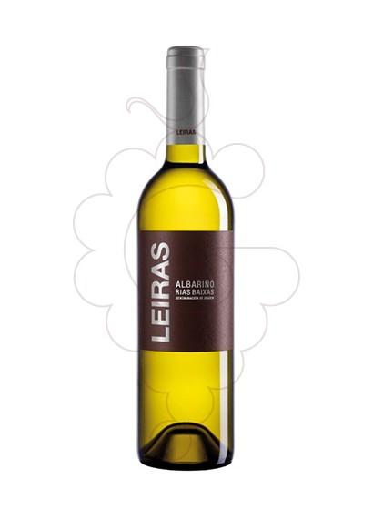 Foto Albariño Leiras vi blanc