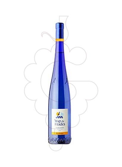 Foto Albariño Mar de Frades Magnum vi blanc