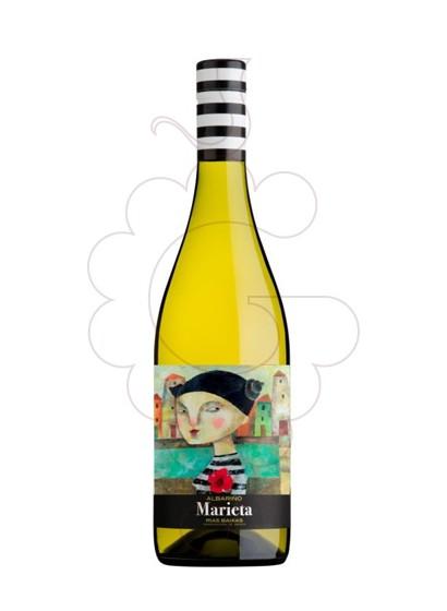 Foto Albariño Marieta vi blanc