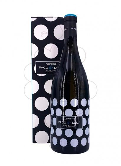 Foto Albariño Paco & Lola Magnum vi blanc