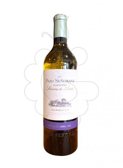 Foto Albariño Pazo Señorans vi blanc