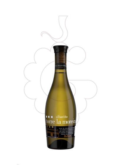 Foto Albariño Torre la Moreira (mini) vi blanc