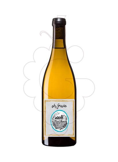 Foto Albariño a Graña vi blanc