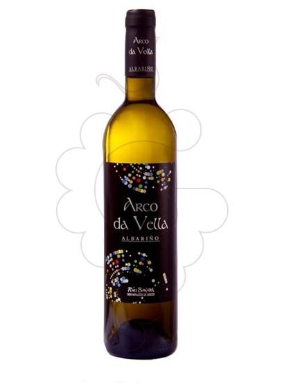 Foto Albariño Arco da Vella vi blanc