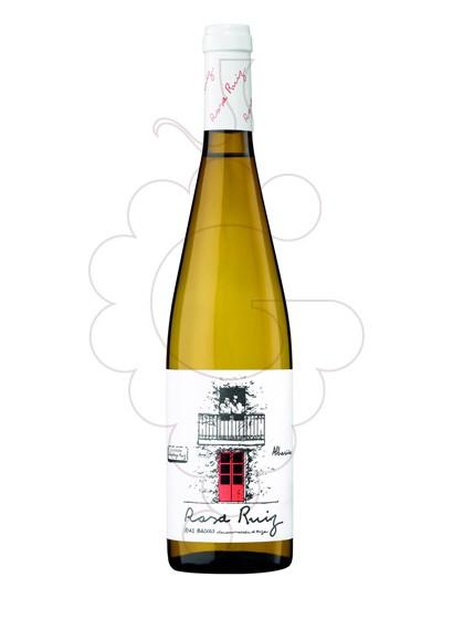Foto Albariño Rosa Ruiz vi blanc