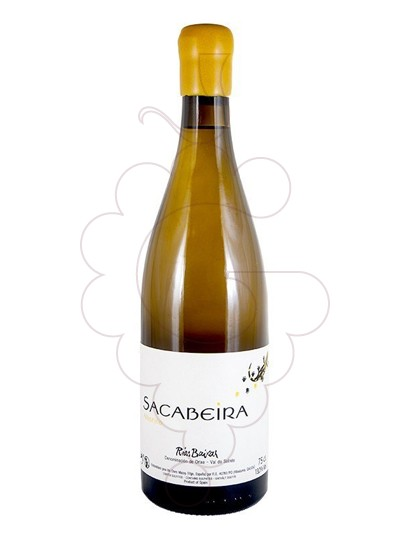 Foto Albariño Sacabeira vi blanc