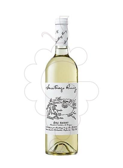 Foto Albariño Santiago Ruiz Magnum vi blanc