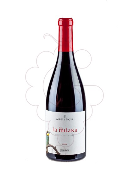 Foto Albet i Noya Finca la Milana vi negre