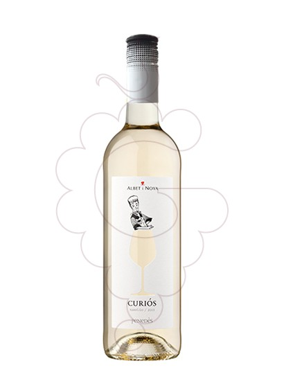 Foto Albet i Noya Curiós Blanc vi blanc