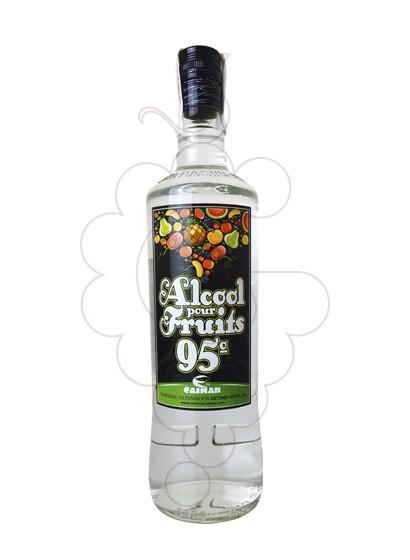 Foto Aiguardent Alcool pour Fruits Caiman 95º
