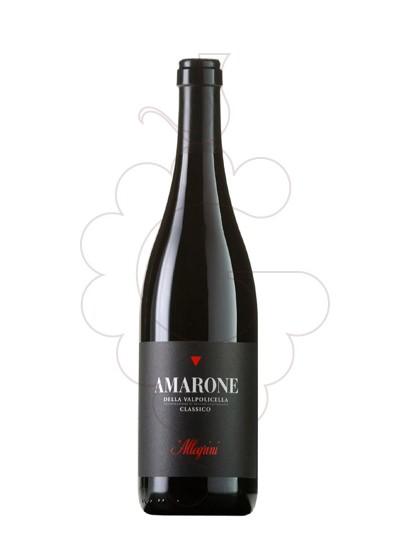 Foto Allegrini Amarone Classico vi negre